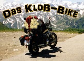 virago 1100 kloß-bike