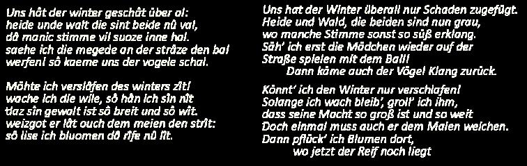 walter-gedicht weiß