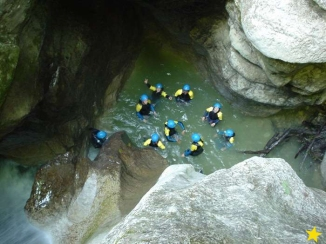 k-02a canyoning