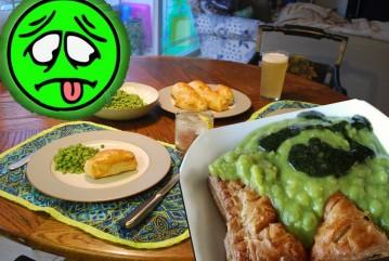3 mushy peas montage