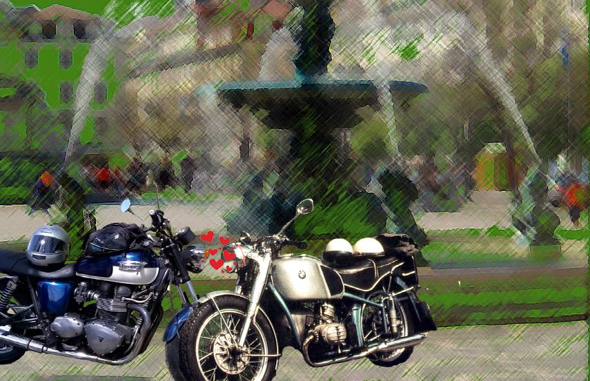 k-3 motorrad-rossio schraffur